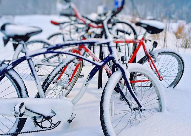 Czy jazda na rowerze zimą jest zdrowa?