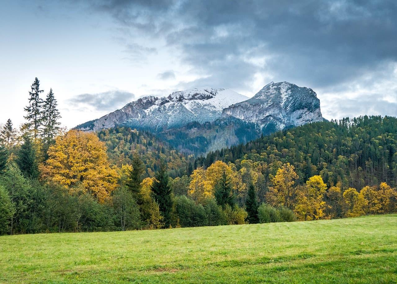 Tatry na jesienny weekend